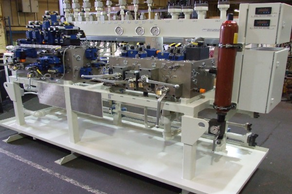 Complete Hydraulic System